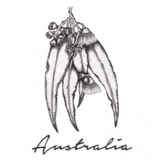 'Australia' Organic Scent Collection - Captures The Essence Of This Beautiful Country