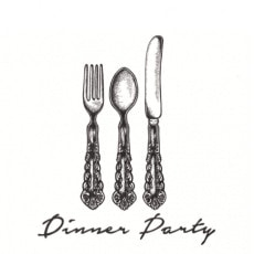 'Dinner Party' Organic Scent Collection - Perfect For Entertaining
