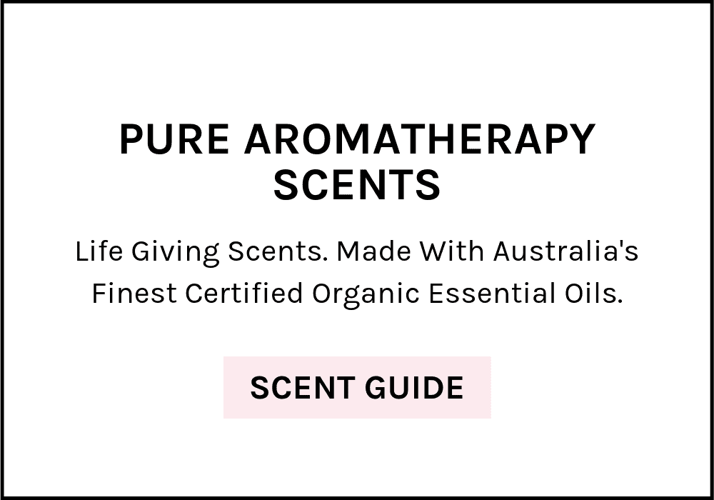 Pure Aromatherapy Scents With Scent Guide Button