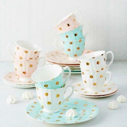 dotty teacups