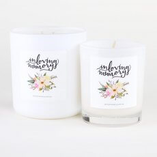 Funeral & In Loving Memory Candles