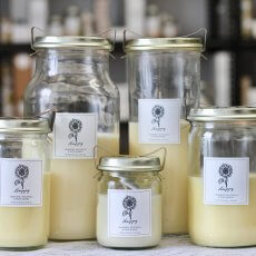 'Happy' Organic Scent Collection