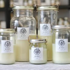 'Grateful' Organic Scent Collection